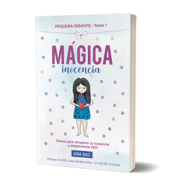 libro mágica inocencia